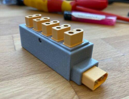 XT60 Distribution Box/Power Strip